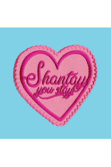 Shantay You Stay Patch