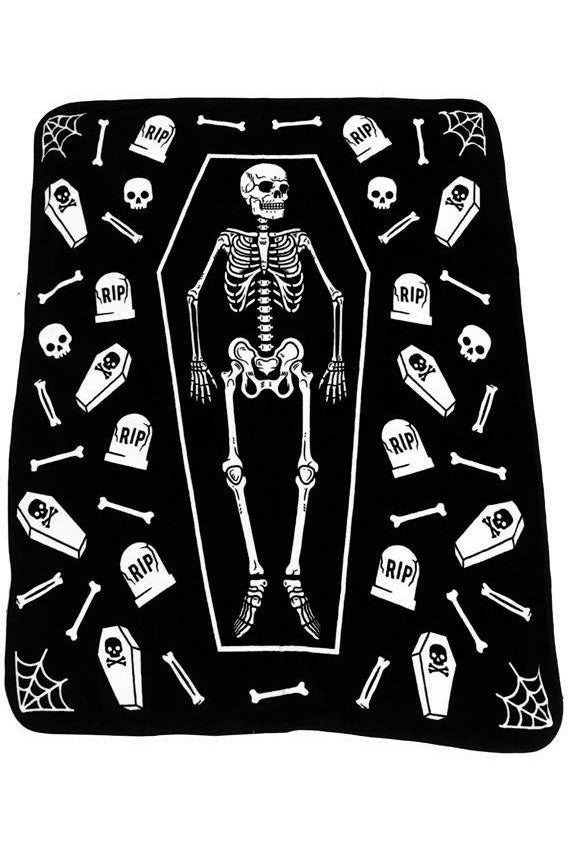 Skeleton Blanket