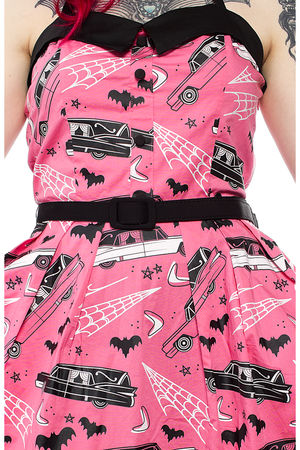 Death Cab Pink Dress