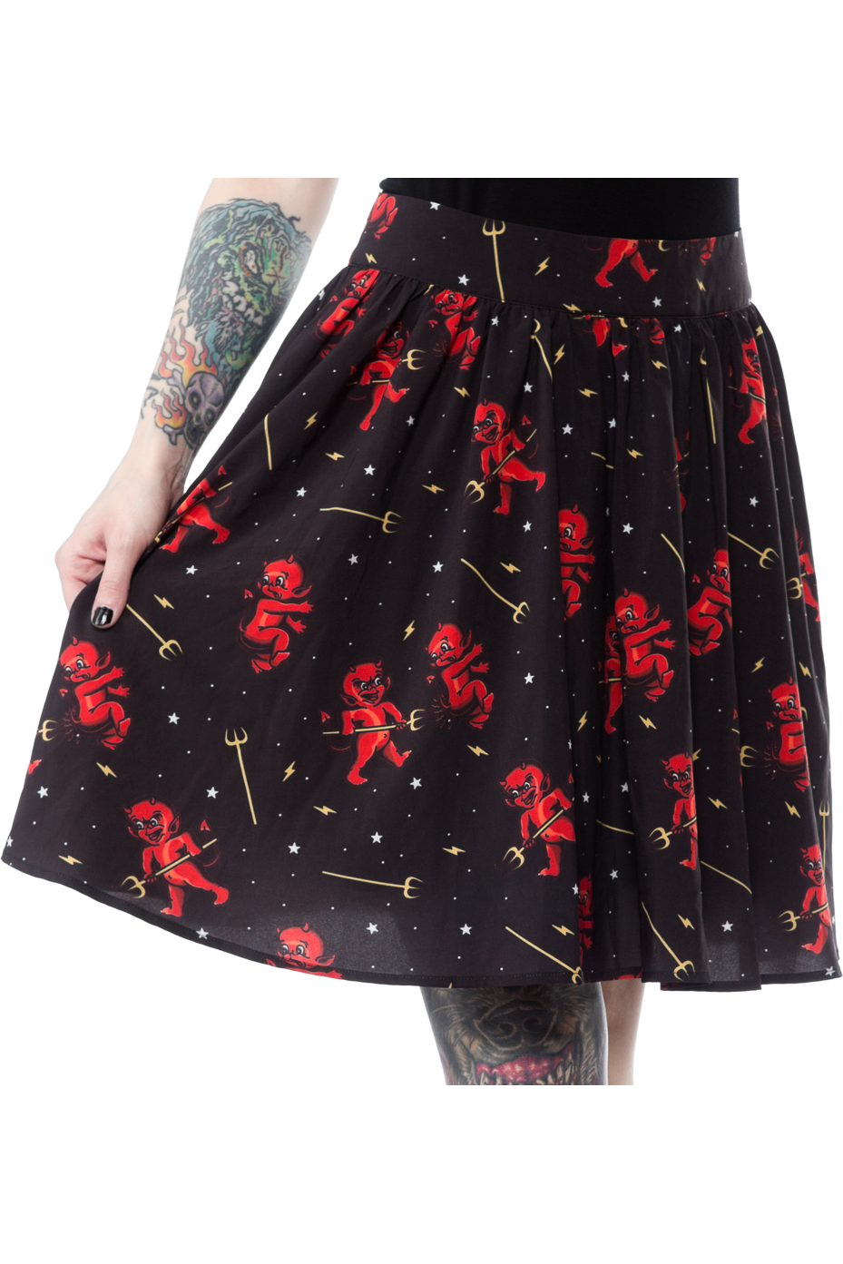 Hot Stuff Skirt