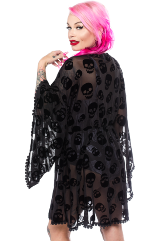 Lust For Skulls Cover Up