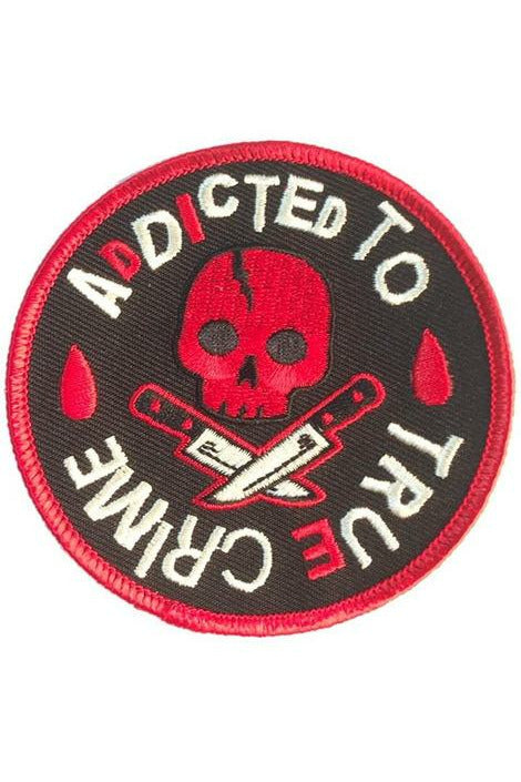 True Crime Addict Patch