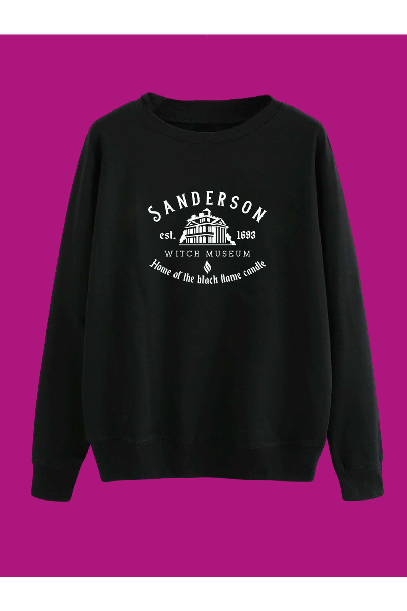 Sanderson Witch Museum Sweater