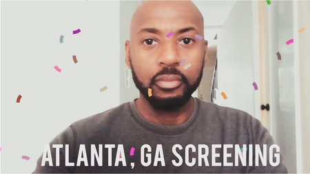 Atlanta Screening Date