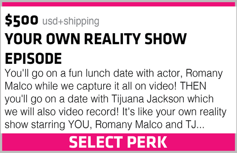 YOUR OWN REALITY SHOW EPISODE
