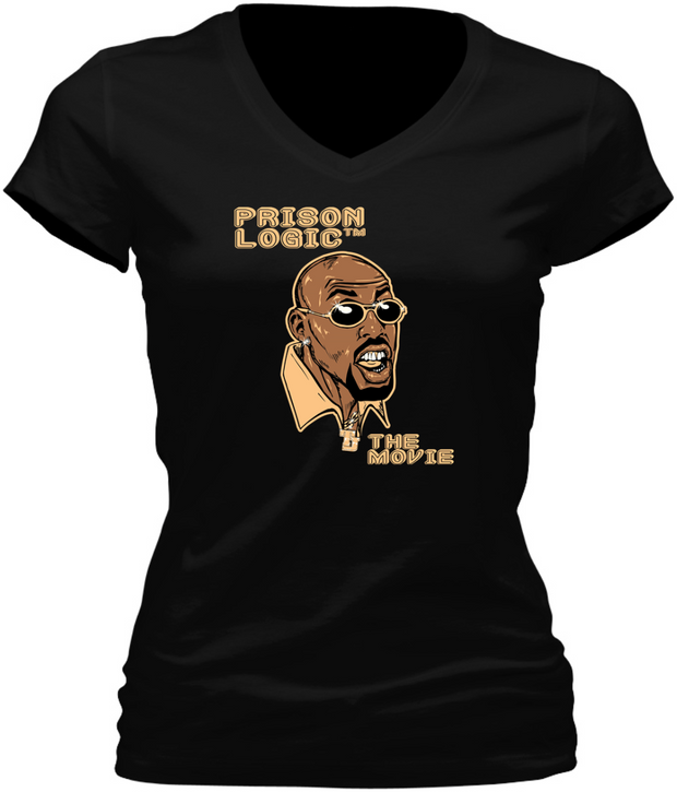 Prison Logic Movie T-Shirt (As Seen in Movie) - Female