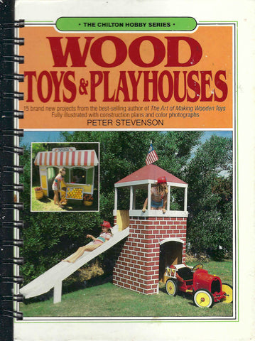 Wood Toys and Playhouses