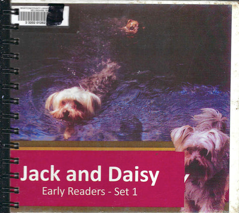 Jack and Daisy Early Readers Set 1