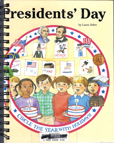 Presidents' Day Circle the Year with Holidays