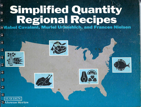 Simplified Quantity Regional Recipes