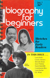 biography for beginners, Bush, Johnson, Kwan, inkney, Radcliffe, Rice, Sachar, White