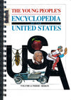 Young People's Encyclopedia United States Volume 4 Fermi/Heron
