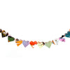 Board Book Heart Shape Garland Kit