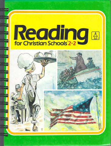 Reading for Christian Schools 2-2