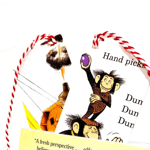 Board Book Bookmarks