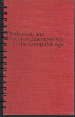 Production and Inventory Management in the Computer Age