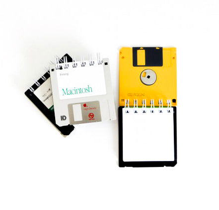 "3.5"" Floppy Disc Notepad"