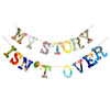 Board Book Garland DIY Kit MY STORY ISN'T OVER