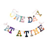 Board Book Garland Kit - ONE DAY AT A TIME