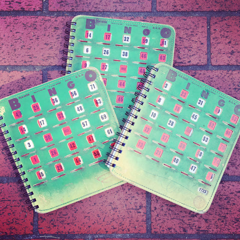Bingo Notebook