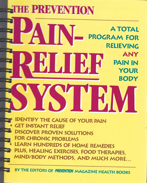 Prevention Pain Relief System