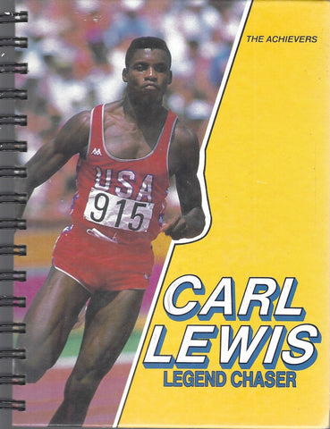 Carl Lewis Legend Chaser