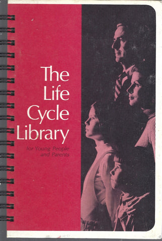 Life Cycle Library (red and pink)