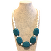 'Christine' Teething Necklace (Assorted Color Combinations)