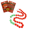 Jingle Jolly Gift Set - Teething Necklace & Holiday Lullabies