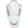 'Lita' Teething Necklace (Assorted Colors & Combinations)