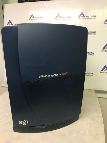 SGI Silicon Graphics Octane2 CMNB015ANG360 For GE MRI CT Scanner Systems Anatolia International Trading Corp.