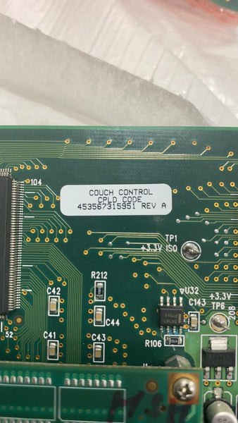 453567315951 couch control PCB (CCC) Assy with CPM Anatolia International Trading Corp.