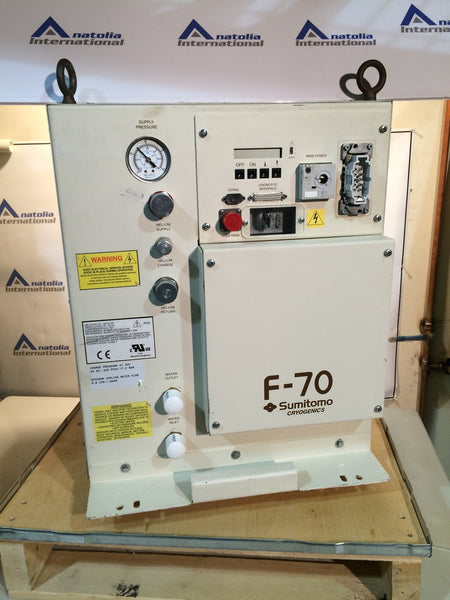 SUMITOMO F-70 MRI Helium Compressor - Anatolia International, MRI
