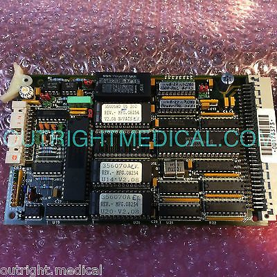 114822 PICKER X-RAY SYSTEMS CPU BOARD  P/N 1148-22  S/W VER 2.08 - Anatolia International, Parts - 1