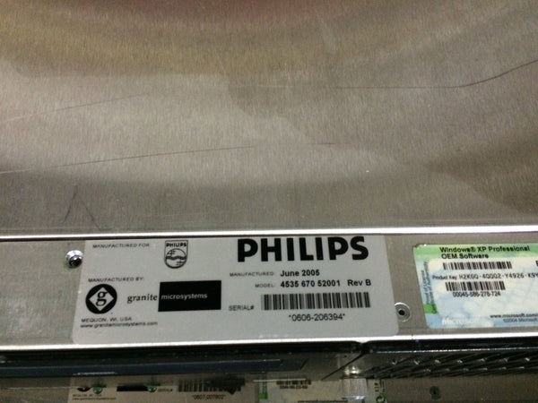 453567052001 CIRS 2U SERVER FOR PHILIPS BRILLIANCE CT Scanner - Anatolia International, Parts - 1