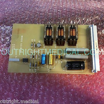 6863211 SIEMENS MEDICAL SYSTEMS CATH ANGIO D-67 PCB   P/N 6863211 - Anatolia International, Parts - 1