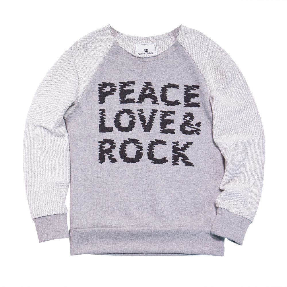 Peace & Love Sweat
