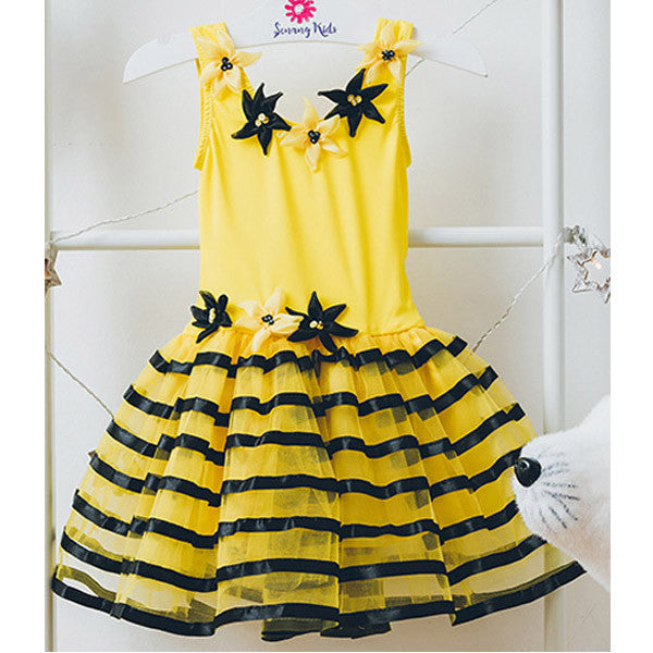 Senang Kids - Bumble Bee Dress
