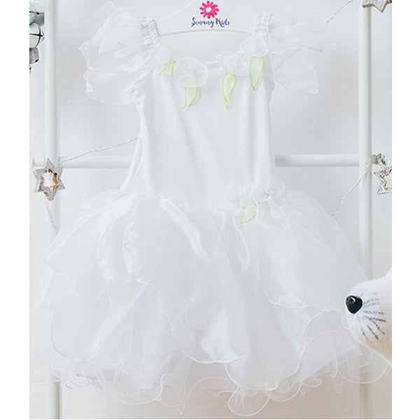 Pretty Fairy Dress - White