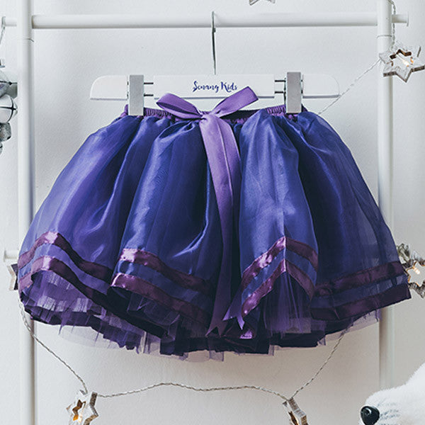 Tutu Skirt - Purple