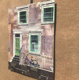 At Home -Print on Metal - curtnerArt