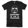 Support the Troopers // Tri-blend