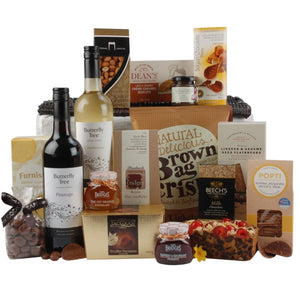 Deluxe Butterfly Tree Gourmet Collection Hamper
