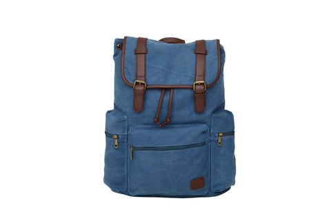 Tassia Large Canvas Casual Backpack