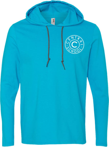 Central Lightweight Hooded Tee