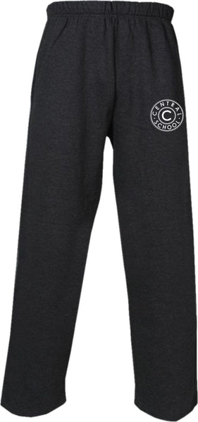 Central Pocketed Sweatpant