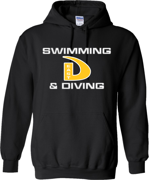 Dtown East Swimming & Diving Team Hoodie