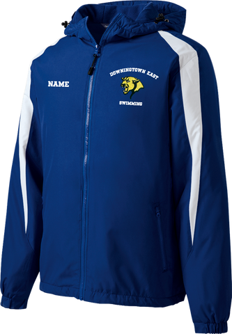 Dtown East Swimming & Diving Team Jacket