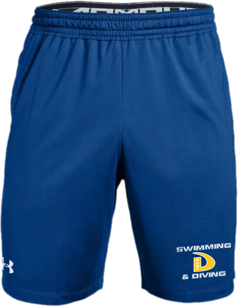 Dtown East Swimming & Diving UA Mens Short