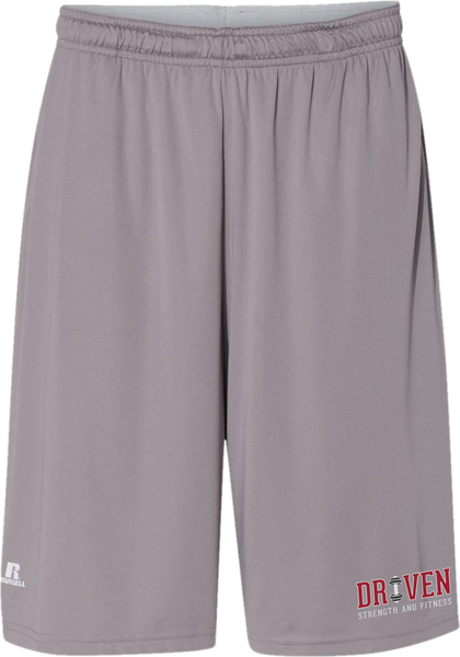 Driven Essential Performance Dri-Fit Pocketed Short